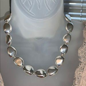 Lauren Ralph Lauren silver-toned necklace